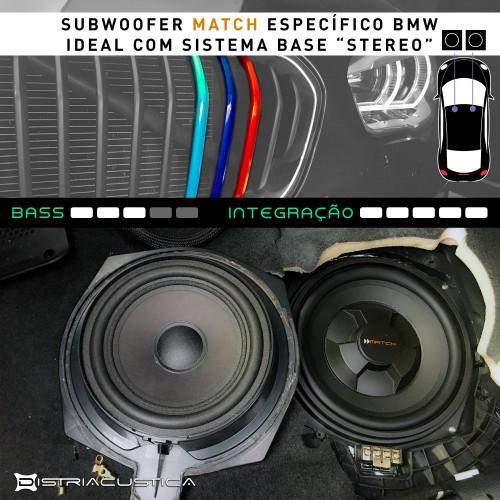 Bmw subwoofer