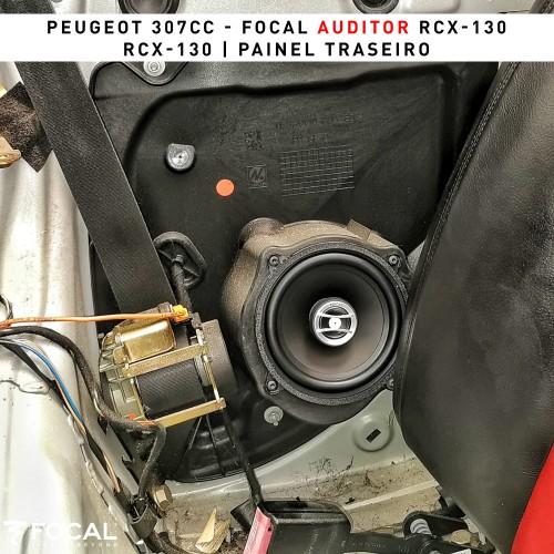 Peugeot 307cc colunas