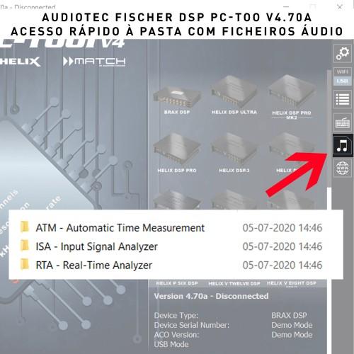 DSP Processador de som