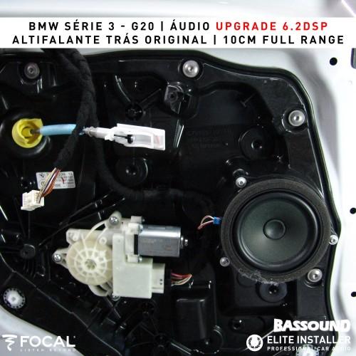 Sistema de som BMW G20