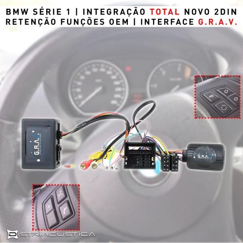 Auto rádio BMW Série 1 E82