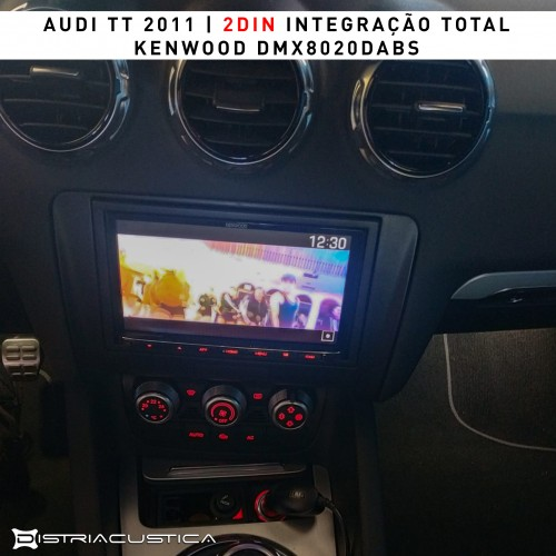 Audi TT Carplay Android Auto Wifi Mirroring