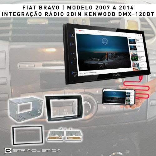 Auto rádio Fiat Bravo