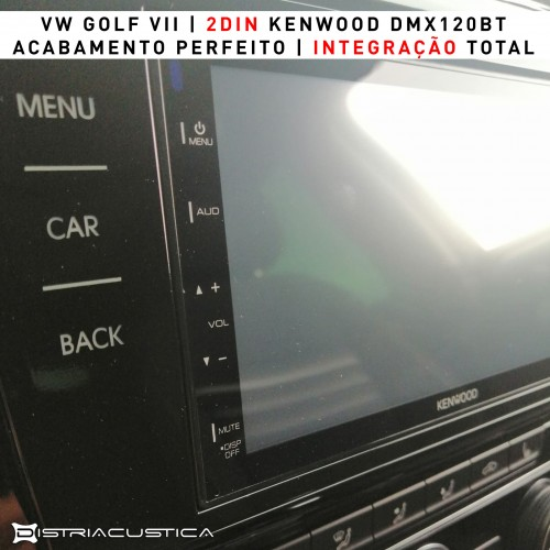 Auto rádio VW Golf VII MK7
