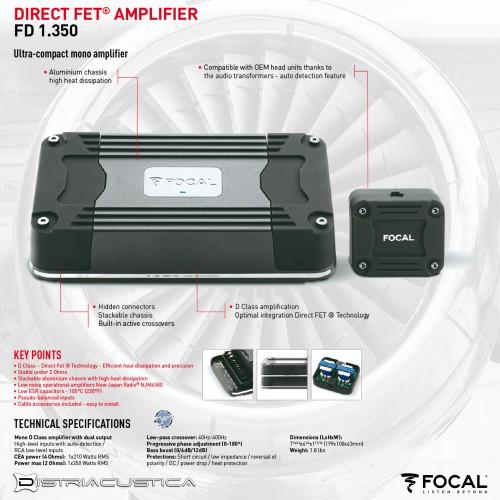 Vw Touareg amplificador