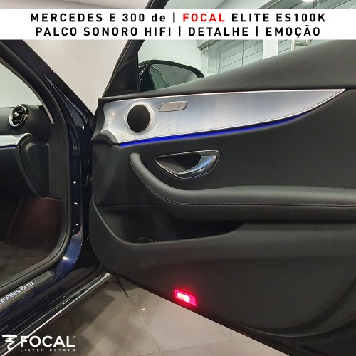 HiFi Mercedes E 300 de