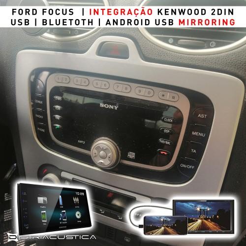 Auto rádio Ford Focus