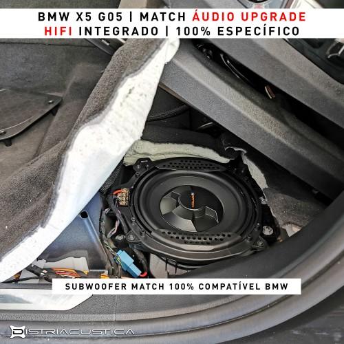 Bmw X5 G05 Sistema de som