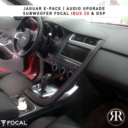 Subwoofer ativo Jaguar E-Pace