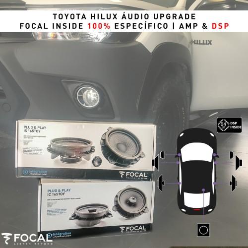 Colunas Toyota Hilux