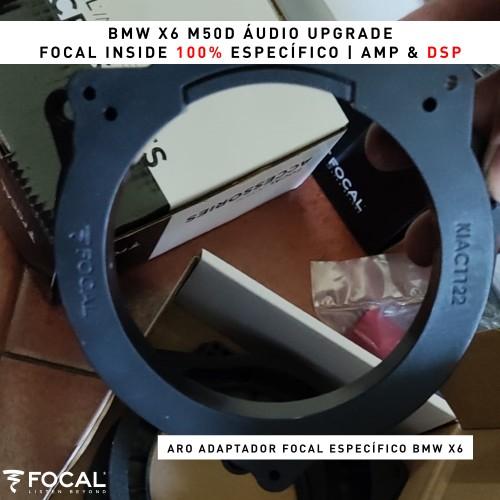 BMW X6 M50D Hifi Focal & Match