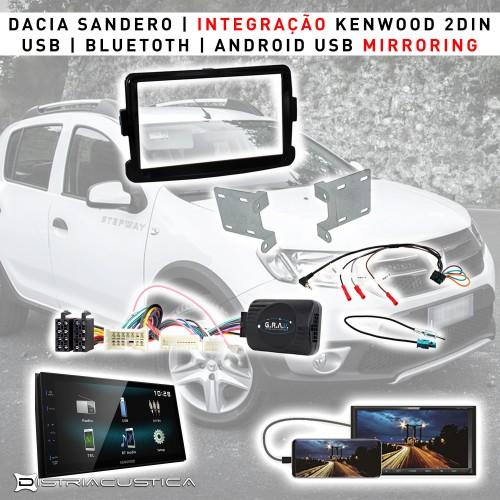 Auto rádio Dacia Sandero