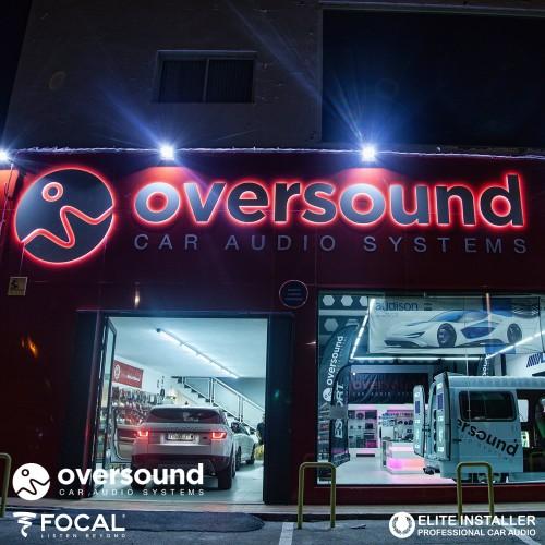 Oversound Focal Elite Installer