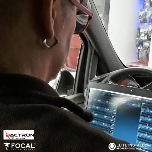 Electrónica Dactron Focal Elite Installer