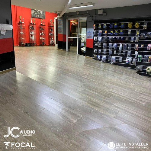 JC Audio Focal Elite Installer