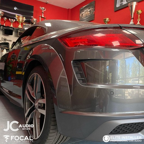 JC Audio Focal Elite Installer