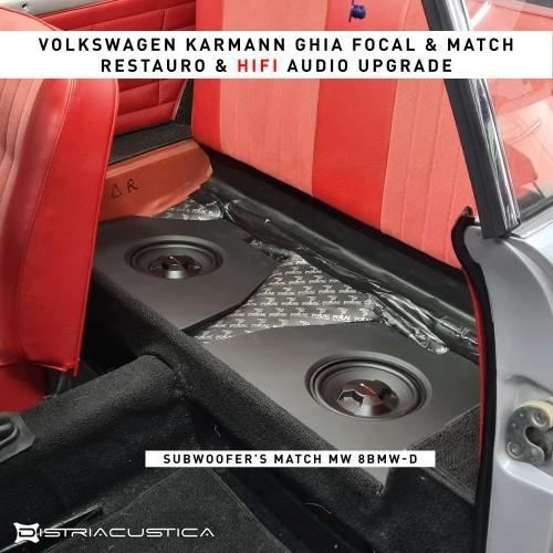 Volkswagen Karmann Ghia restauro