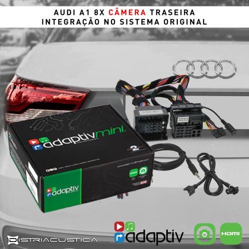 Câmera Traseira Audi A1 8X