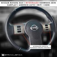 Auto rádio Nissan Navara
