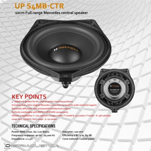 Mercedes C w205 hifi audio upgrade