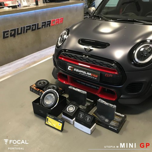 Focal Utopia M Mini GP Equipolar Car