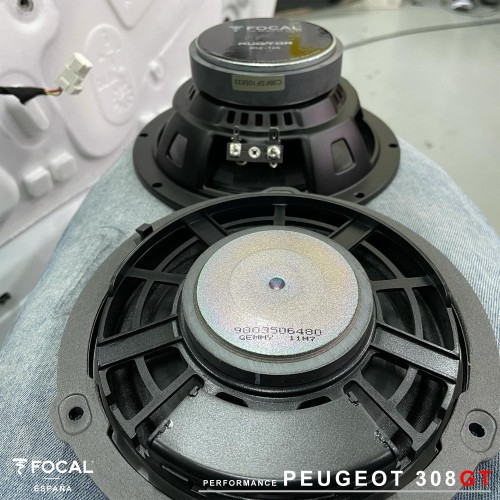 Focal Auditor RSE-165 Peugeot 308 GT