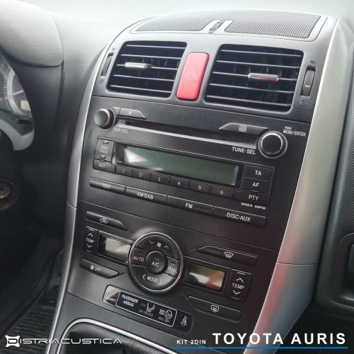 Auto rádio Toyota Auris Kenwood