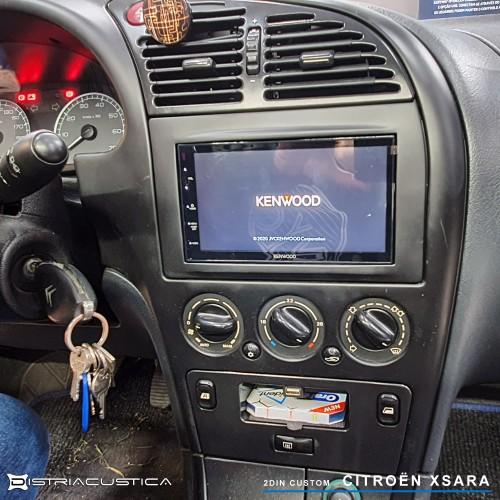 Auto rádio 2din Citroen Xsara