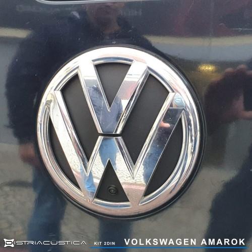 Kenwood Android Auto CarPlay Volkswagen Amarok