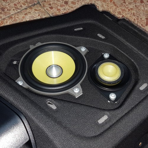 Audio upgrade HiFi BMW