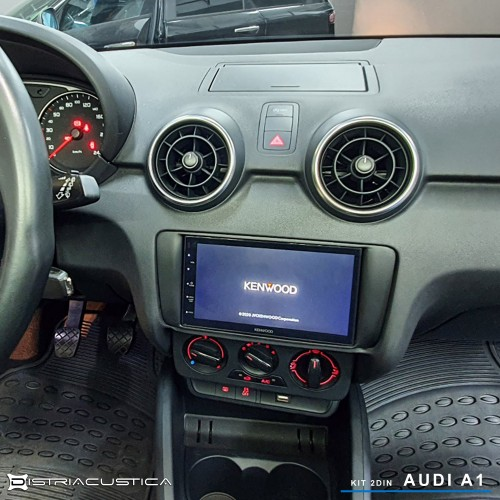Carplay Android Auto Kenwood Audi A1