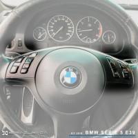 Auto rádio BMW Série 5 E39 2din Kenwood