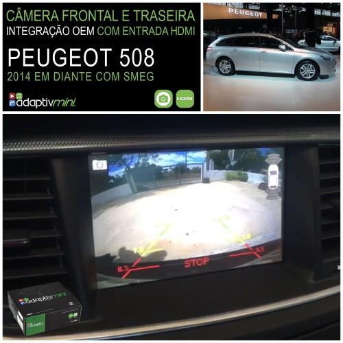 Adaptiv Mini   Peugeot 508