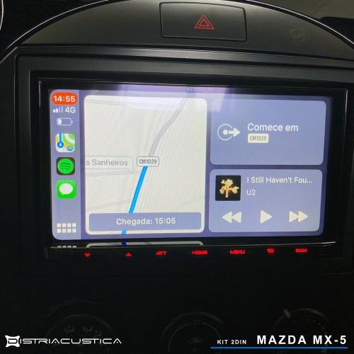 Mazda MX-5 Bose auto rádio android auto e carplay