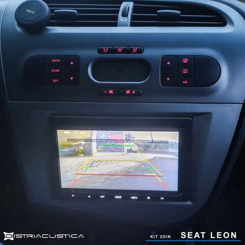 Auto rádio 2din Seat Leon