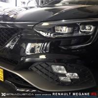 Áudio upgrade Focal Match CTK Renault Megane RS