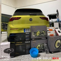 Golf 8 Focal & Helix DSP