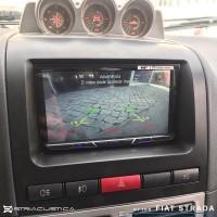 Fiat Strada auto rádio 2din