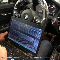 Bmw M2 Competition Focal Match audio upgrade
