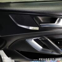 Sistema de som Focal Peugeot 308