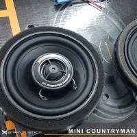 Mini Countryman sistema de som Focal Match