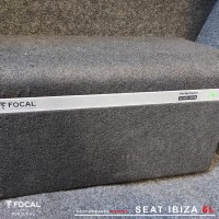 Subwoofer ativo Focal Seat Ibiza 6L