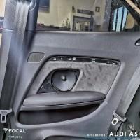 Audi A5 Focal ISU200 ISU165