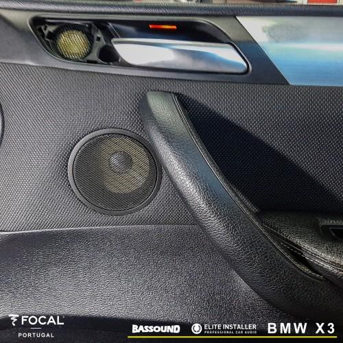 HiFi Bmw X3 Focal ES100K