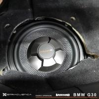 BMW HiFi G30 Focal Match DSP