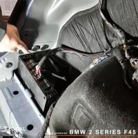 Bmw F45 audio upgrade Focal Helix dsp