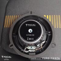 Colunas Focal Inside Ford Fiesta