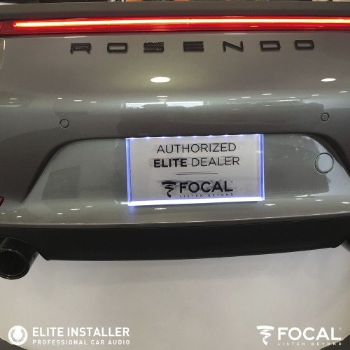 Rosendo High-End - Focal Elite Installer