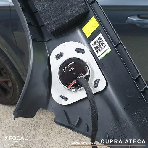 Audio upgrade Cupra Ateca Focal Match
