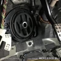 Audio upgrade Mercedes GLC